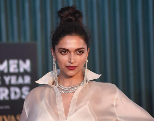 "Deepika Padukone said, ""For me, the #MeToo movement is not about gender. It is about the victory of right over wrong."" PTI Photo"