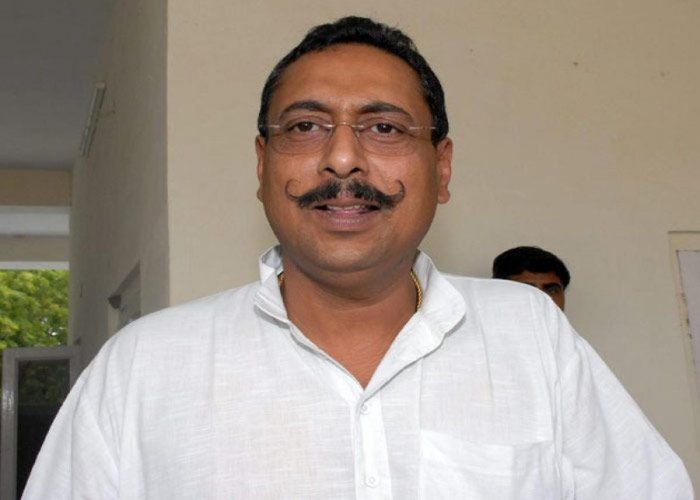 Vishvendra Singh, one of the royal competing in the upcoming elections.