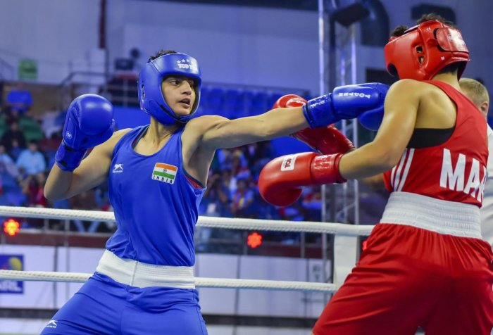 Sonia is among the new crop of young women boxers making a mark on the world stage.