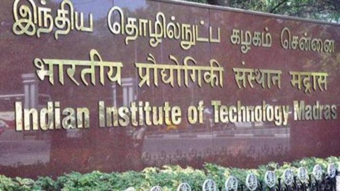Hours after the issue came to the fore, the IIT-M authorities said the caterer had pasted the notice without the knowledge of the mess monitoring committee