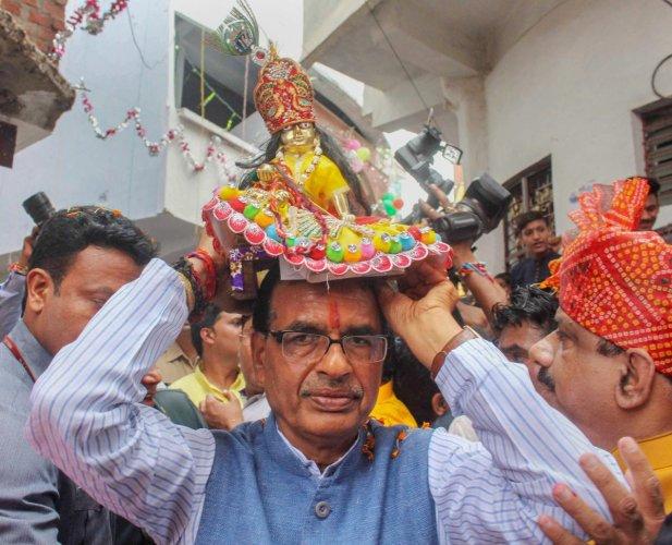 Shivraj Singh Chouhan. PTI/FILE