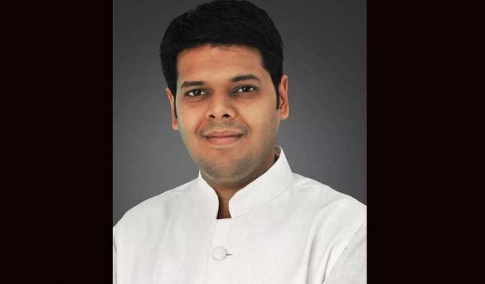 Niranjan was a member of the Maharashtra Legislative Council from Konkan Graduates constituency, and his resignation comes barely a month ahead of the polls to the Upper House. Picture courtesy Twitter
