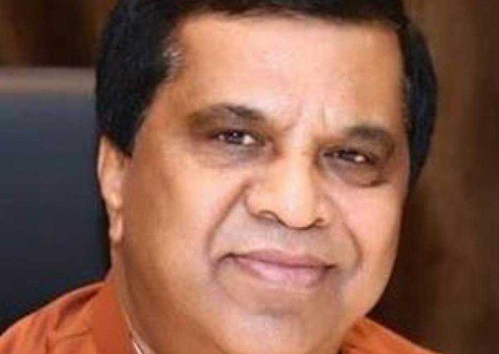 L R Shivaramegowda. DH file photo