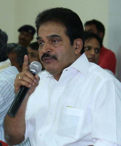 K C Venugopal, AICC general secretary in-charge of the Karnataka.