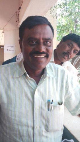 G R Srinivas
