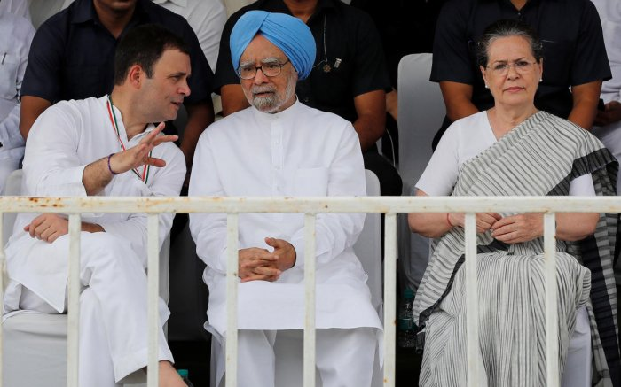 Congress has rolled out its 'booth sahyogis' as a counter to BJP's 'panna pramukh', ahead of the door-to-door campaign it plans to launch from October 2