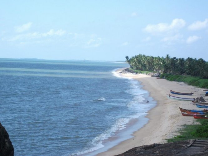 A file photo of Malpe beach.