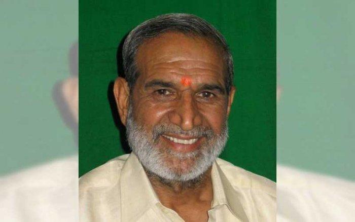 Congress leader Sajjan Kumar. (File Photo)