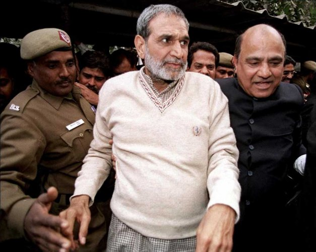 The Delhi High Court on Monday reversed the acquittal of Congress leader Sajjan Kumar in a 1984 anti-Sikh riots case and sentenced him to life imprisonment for criminal conspiracy to commit murder.