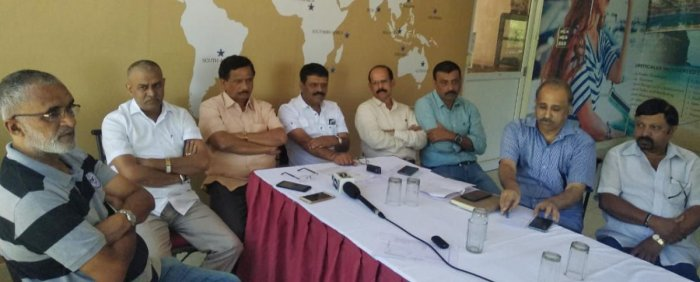 Legislators at a meeting on the implementation of the Kasturirangan report recommendations on the conservation of the Western Ghats.