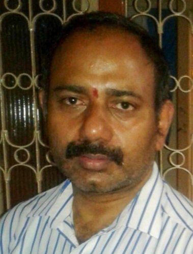 Victim Manjunath