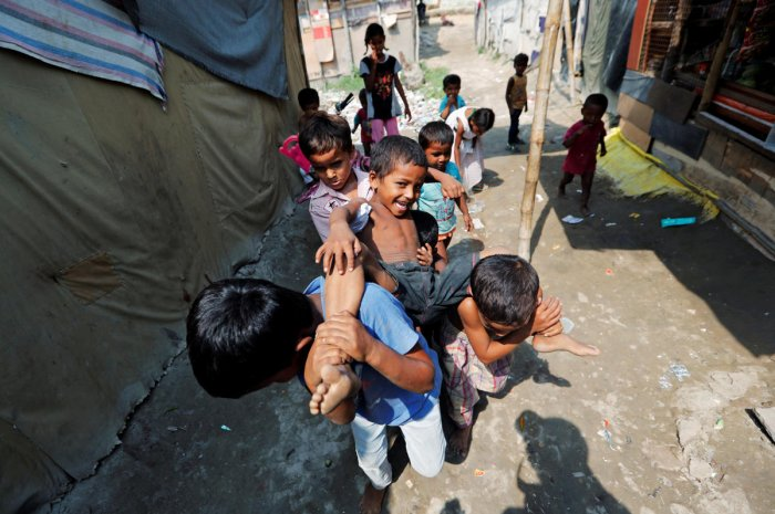 While the host citizens do not accept the migrants easily, vested interests may impinge on the sovereignty, and also disturb smooth amalgamation of two groups, like Rohingya issue at home. (Reuters file photo)