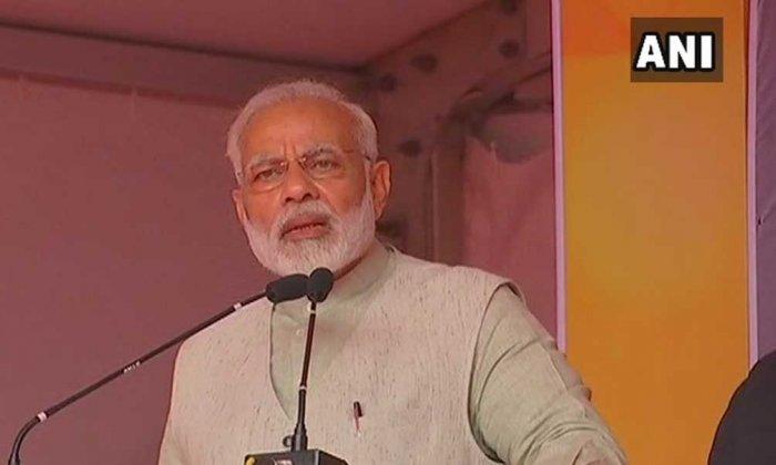 Prime Minister Narendra Modi. ANI Photo