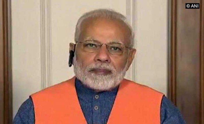 Prime Minister Narendra Modi. ANI file photo