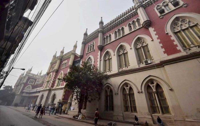 The Calcutta High Court. PTI file photo