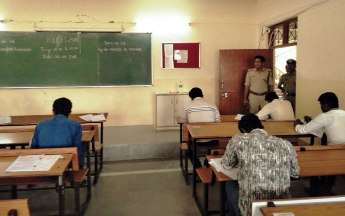 Police officials said in Meerut that three students were arrested in connection with the attack