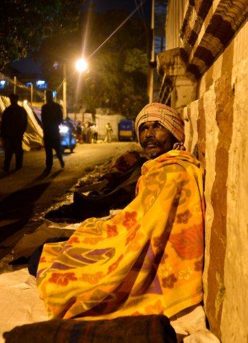 In just three days, the survey has revealed 1,526 urban homeless in the West zone comprising Malleshwaram, Vijayanagar, Krantiveera Sangolli Rayanna Railway Station and so on.