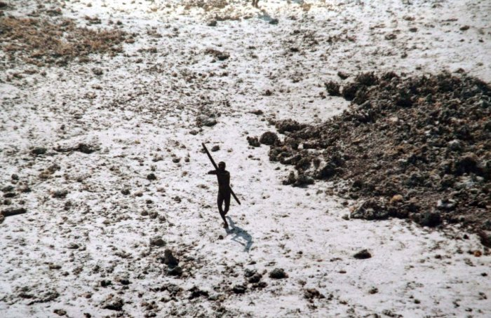 This comes days aftera US citizen John Allen Chau was killed by the Sentinelese, world's most reclusive hunter-gatherer tribes, at North Sentinel island last month. (AFP file photo)