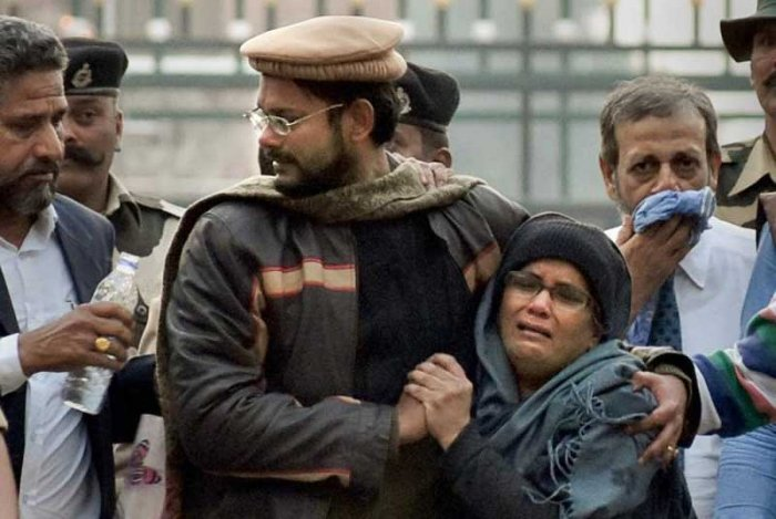 Hamid Nihal Ansari, 33, along with his parents left from New Delhi in the morning in an Air India flight and arrived at the Mumbai airport around 9.30 am.