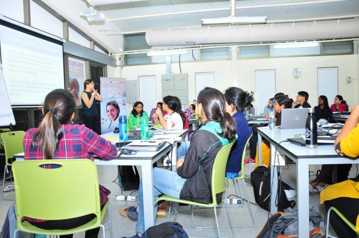 STEM workshop - British Council