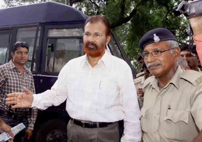 D G Vanzara was among the accused who were acquitted.