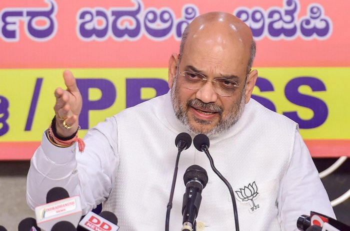 Of the 38 people charged by the CBI for the alleged fake encounters, 15, including BJP chief Amit Shah (who was minister of state for home in Gujarat then) and all senior police officials have been discharged. PTI File Photo