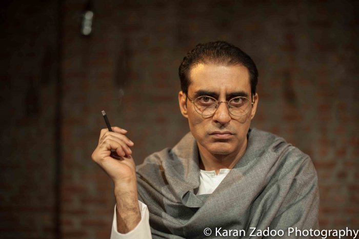 Ashwath Bhatt as Manto