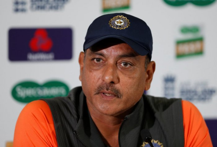 Addressing the media here at the MCG on Sunday, Shastri, in his usual bluster, took a dig at critics back home before going on to explain the sequence of events that led to Jadeja being benched. (Reuters File Photo)