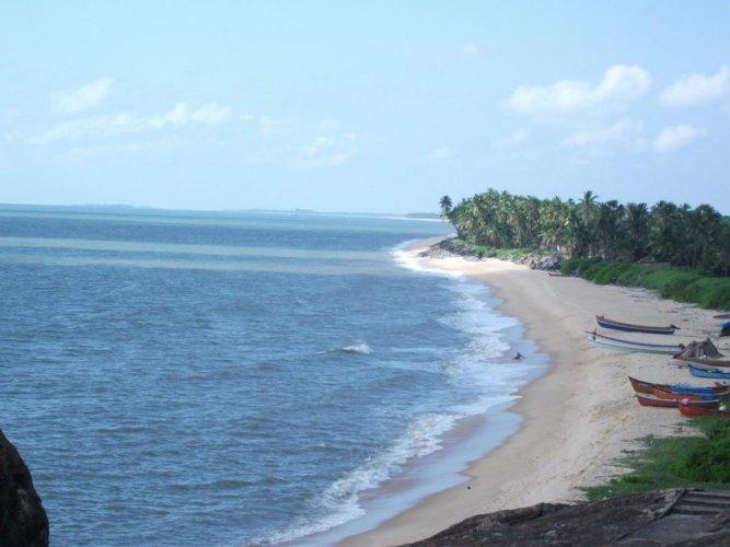 A file photo of Malpe beach.