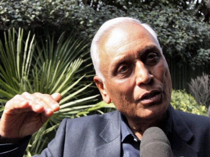 A Delhi court Monday allowed former Air Chief S P Tyagi, accused in the VVIP chopper case lodged by the CBI, to travel abroad in March next year. FIle photo