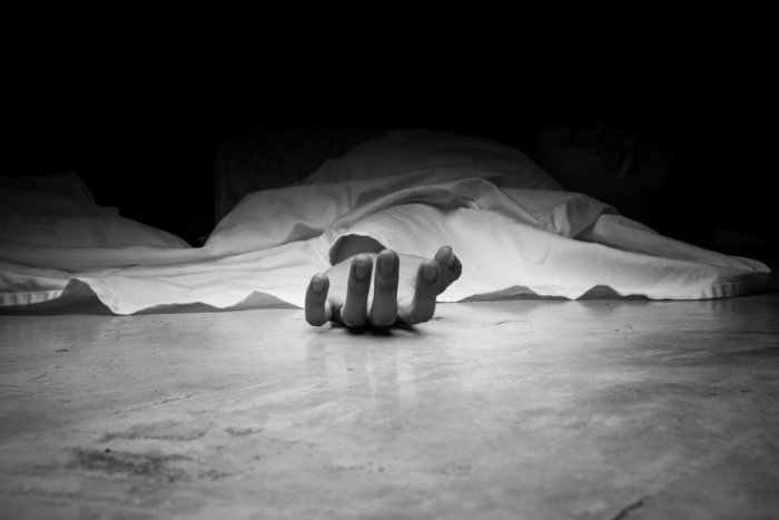 The incident came to light after the police broke open the door of the house of the accused late on Sunday night after a local resident informed them that the accused came to his house and told him that his mother has died about five to six days ago. Repr
