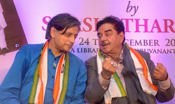 Shatrughan Sinha Says Modi Govt One Man Show Deccan Herald