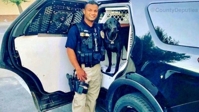 Corporal Ronil Singh. Photo: Twitter/NYPDONeill