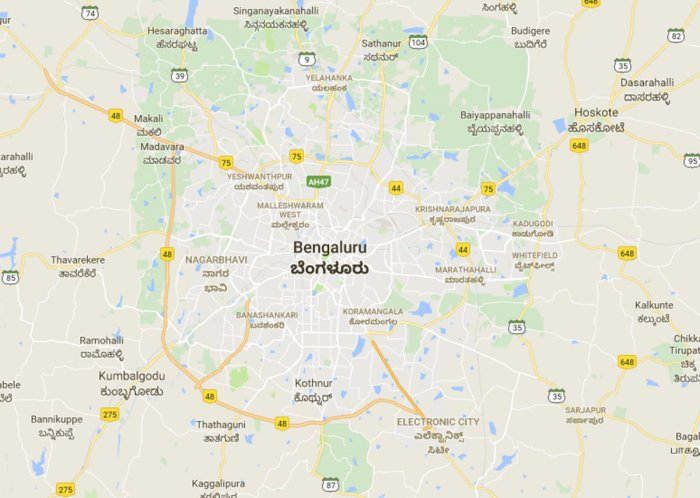 The Department of Survey, Settlement and Land Records, which has been the storehouse of original base maps and land records of Karnataka for the last 140 years, does not have maps of even half of what Bengaluru is now.