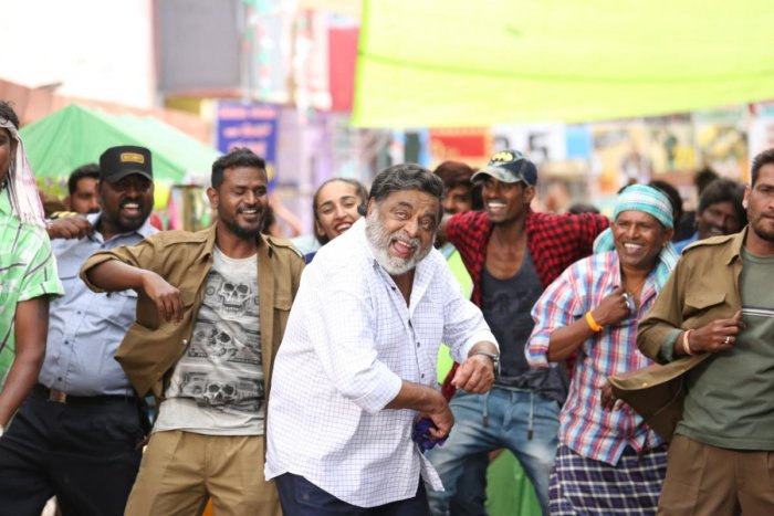 'Ambi Ning Vayassaytho' was Rebel Star Ambareesh's last film.