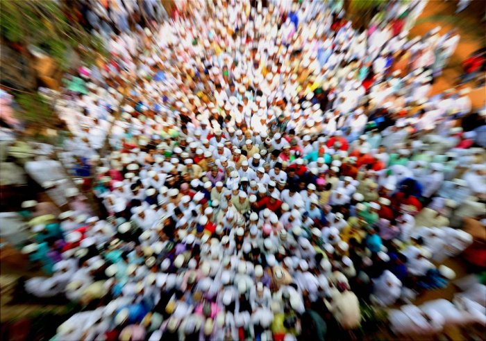 Early this month, the Noida Police had issued orders stating that Friday prayers cannot be held at the government plot as there was no requisite permission. (PTI File Photo. For representation)