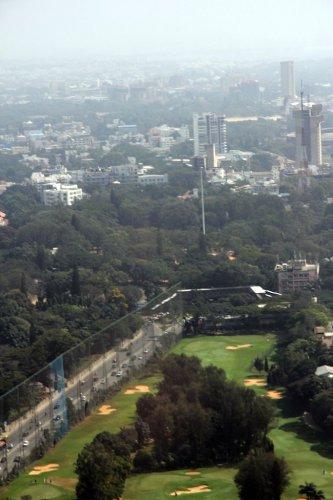 Bangalore Golf Club. Photo: wikimedia commons