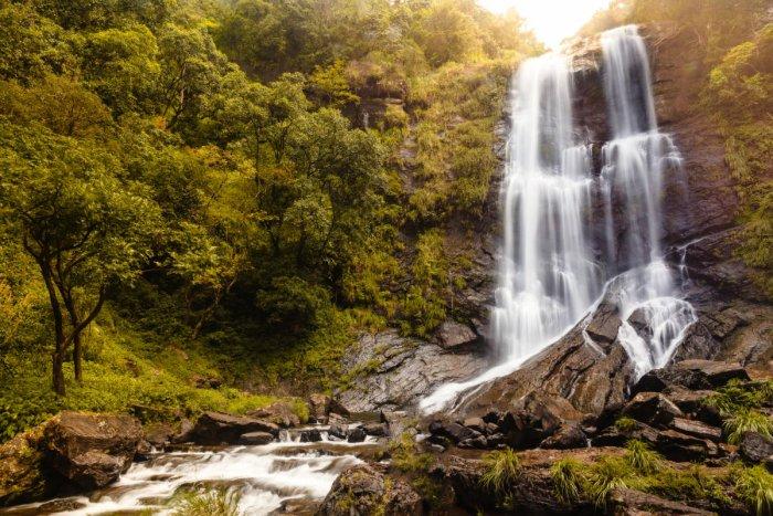 Hebbe Falls, Chikkamagaluru