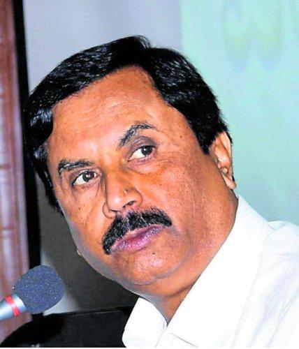 N H Shivashankara Reddy