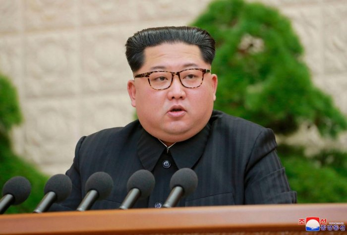 The speech, which is normally broadcast on North Korea's state-run television network, is often the best gauge of what the North Korean leadership is focused on and what tone it will take in its dealings with the outside world. (AP/PTI File Photo)