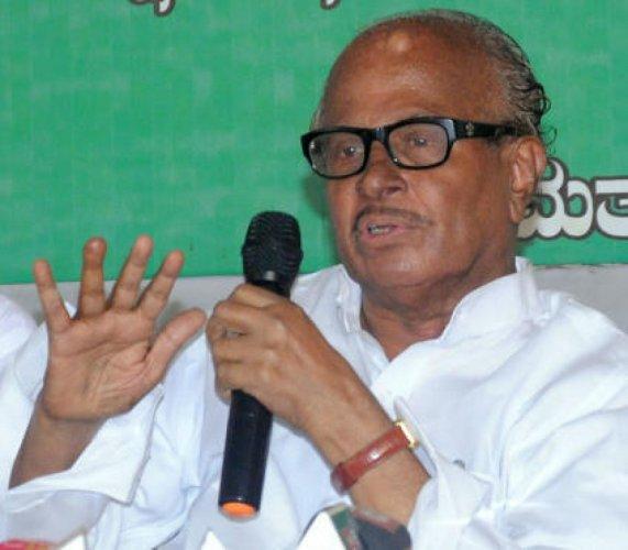 B Janardana Poojary