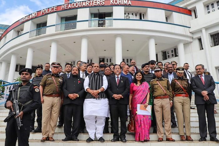 In a notification, the Home Ministry said the central government is of the opinion that the area comprising the whole of state of Nagaland is in such a disturbed and dangerous condition that the use of armed forces in aid of civilian power is necessary.