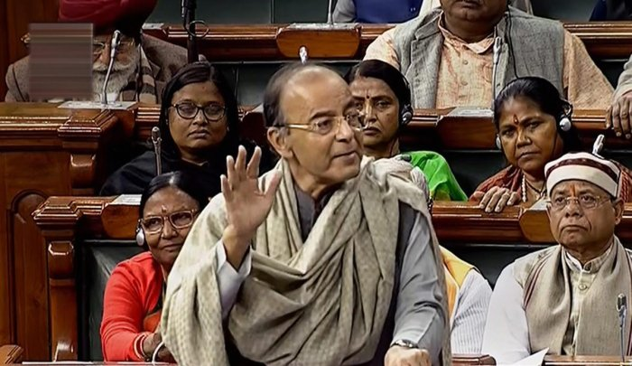 Replying to a debate on the second batch of supplementary demands for grants, Jaitley said the RBI surplus could be used to alleviate poverty and recapitalise public sector banks.