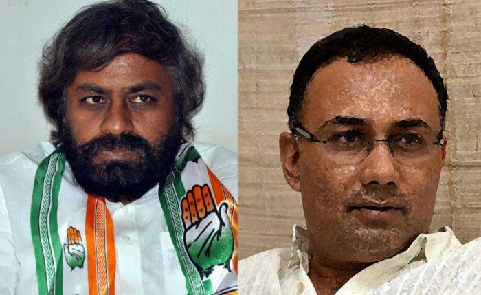 Karnataka Cong: Brahmin-Lingayat duo to face LS polls