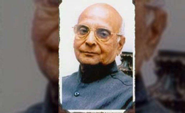 Chandrashekar Dharmadhikari.