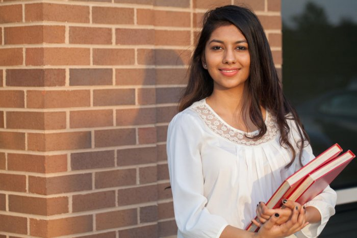 Indian student