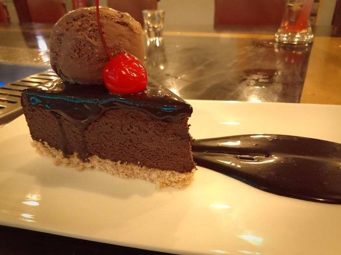 Prohobition Era Dessert