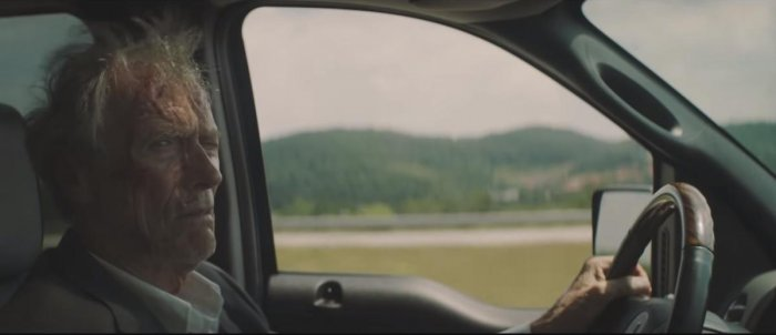 A still from 'The Mule'.