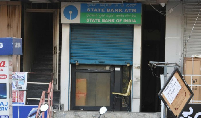 As per a data of RBI, there were 2,21,492 Automated Teller Machines (ATMs) in the country as at September-end 2018.