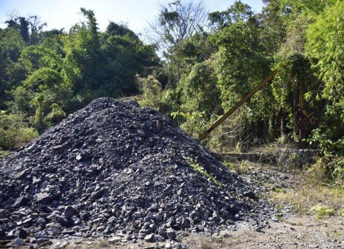 Meghalaya coal mining